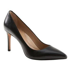 Banana Republic Madison High Heel Shoes - Black